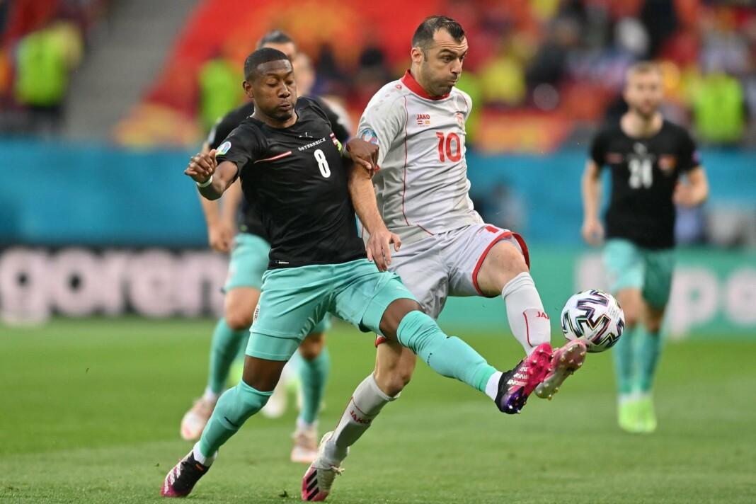 Austria Vs North Macedonia Player Ratings