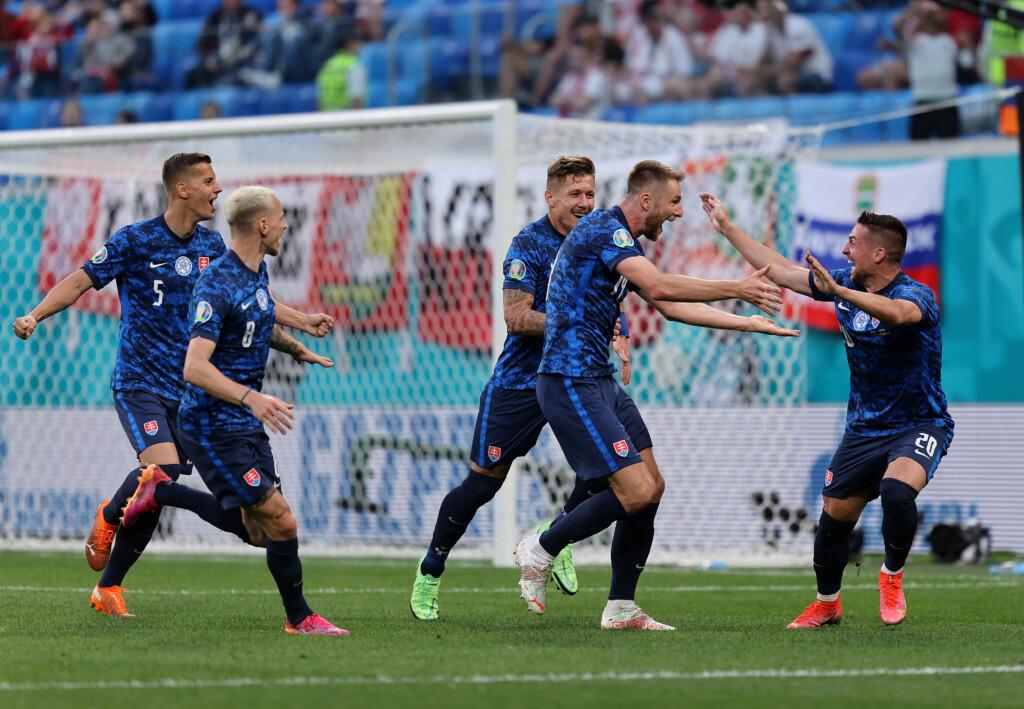 2020: Poland Vs Slovakia Player Ratings