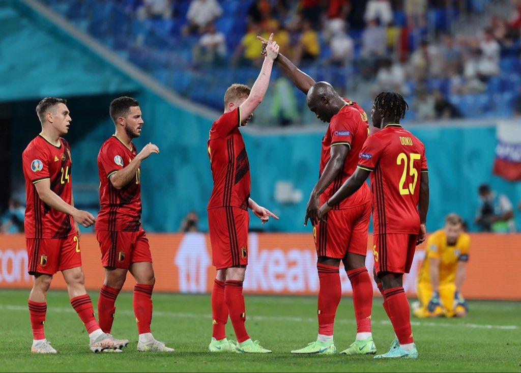 Belgium Vs Finland Player Ratings