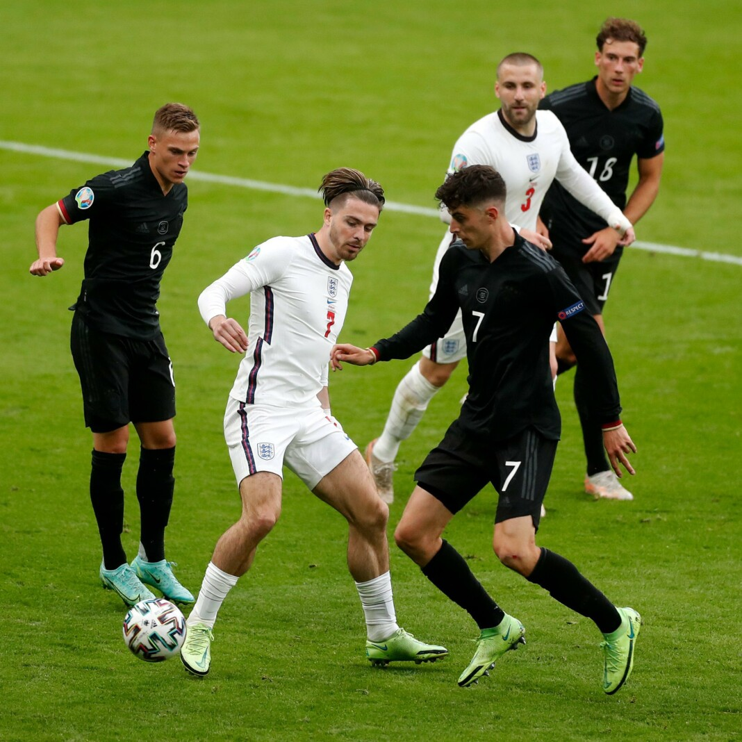 Euro 2020: England Vs Germany - Twitter reacts as high-flying England pull off an emphatic 2-0 victory over the Germans