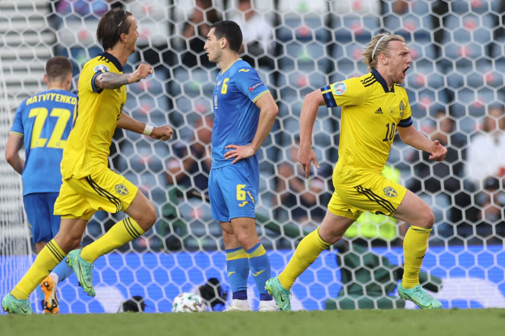 Euro 2020: Sweden Vs Ukraine Player Ratings as Artem Dovbyk goal in extra time sends Ukraine through after 1-1 at normal time