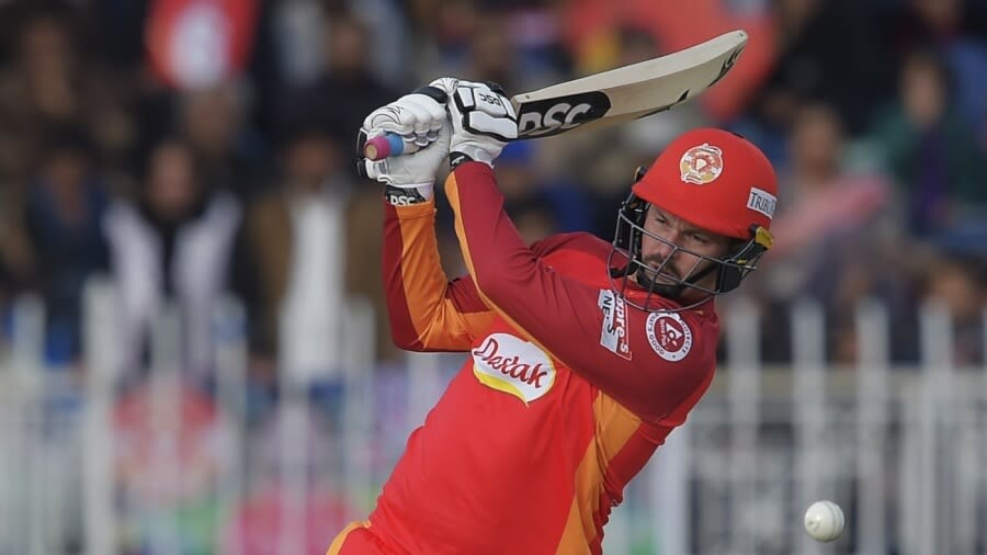 Colin Munro playing in PSL