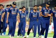 India vs Sri Lanka T20 team, Shikhar Dhawan captain