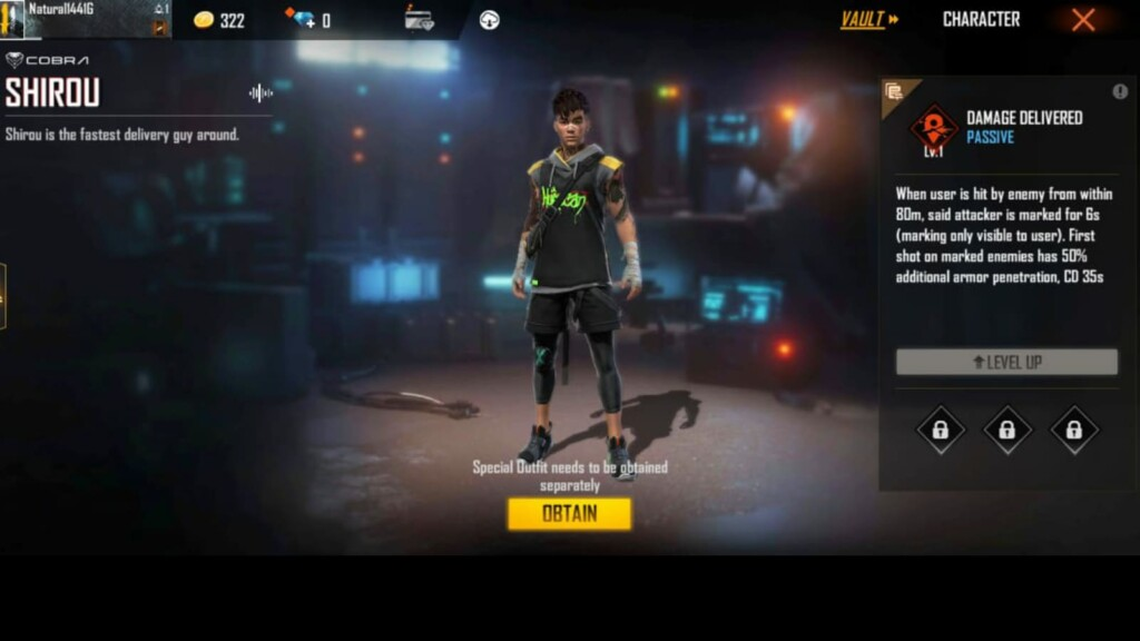 Best pet and character combinations in free fire