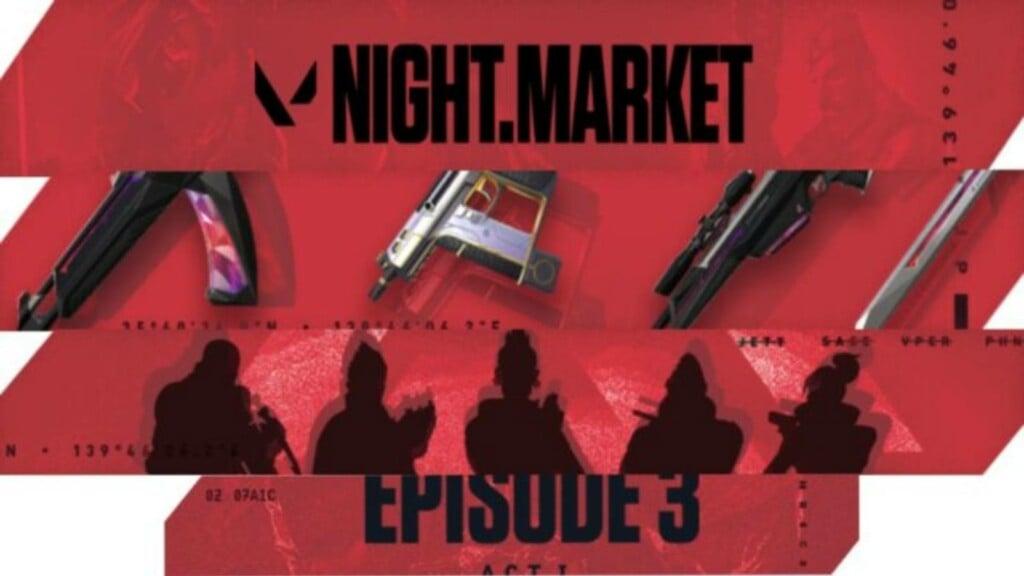 Night Market - Valorant YR1