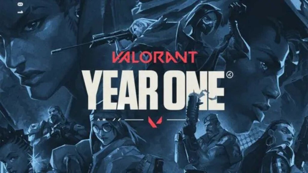 Valorant YR1