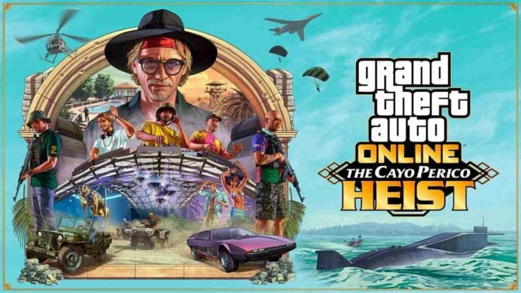 Cayo Perico Heist -  Easiest Ways to Earn Money in GTA V Online