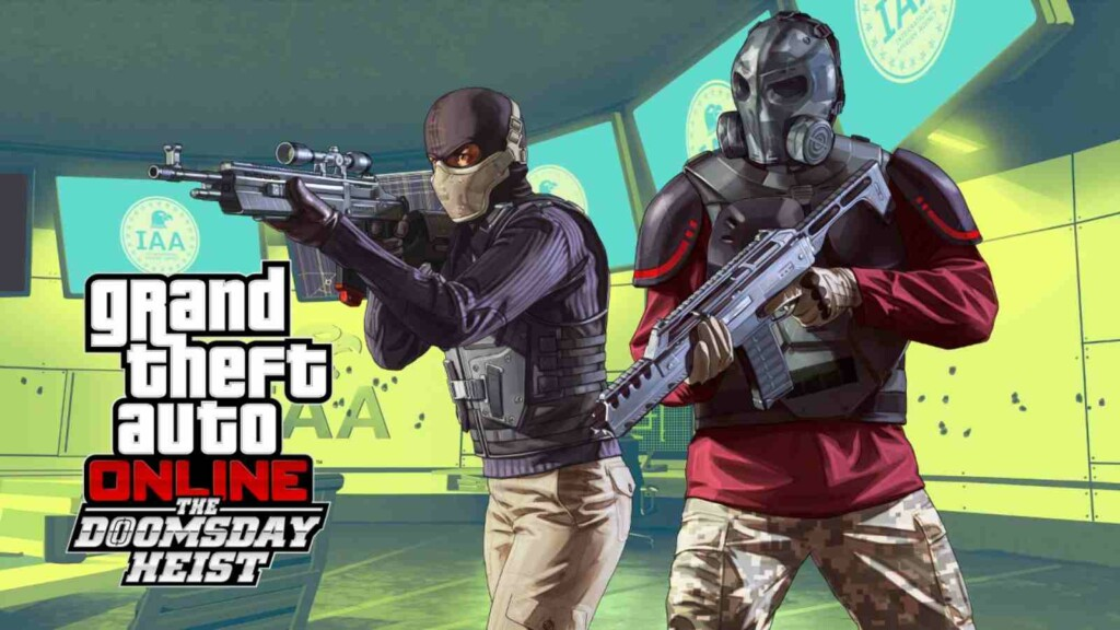 Doomsday Heist - Easiest Ways to Earn Money in GTA V Online