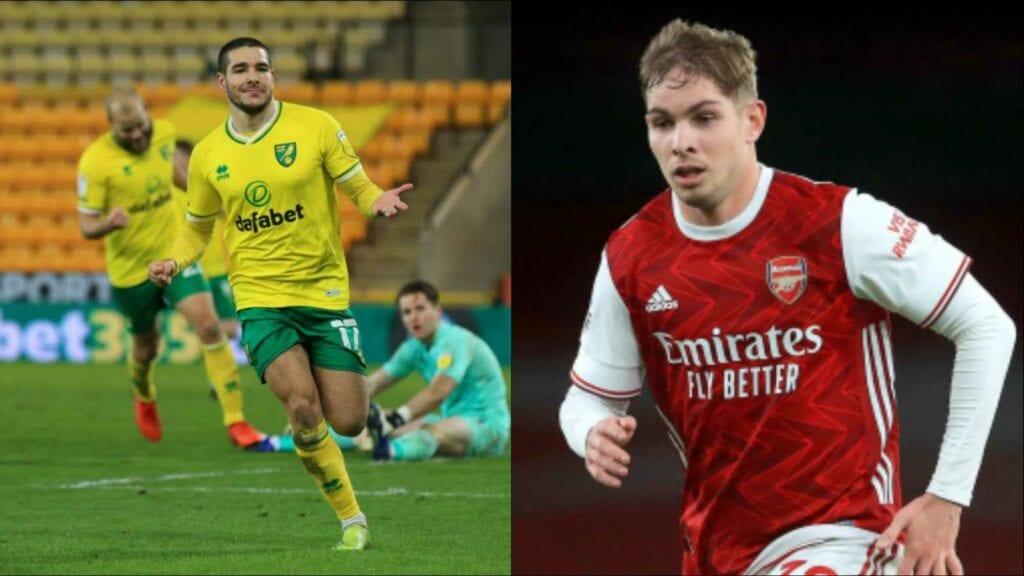 Aston Villa transfer targets-Emile Smith Rowe and Emi Buendia