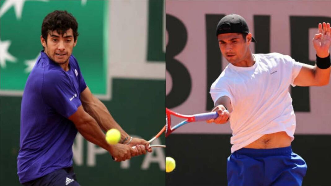 Cristian Garin vs Marcos Giron