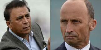 WTC commentators Sunil Gavaskar and Nasser Hussain