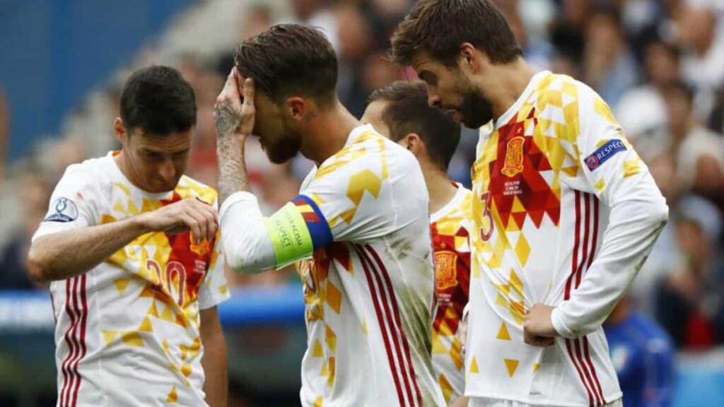 EURO 2020 Spain_EURO  2012 Spain