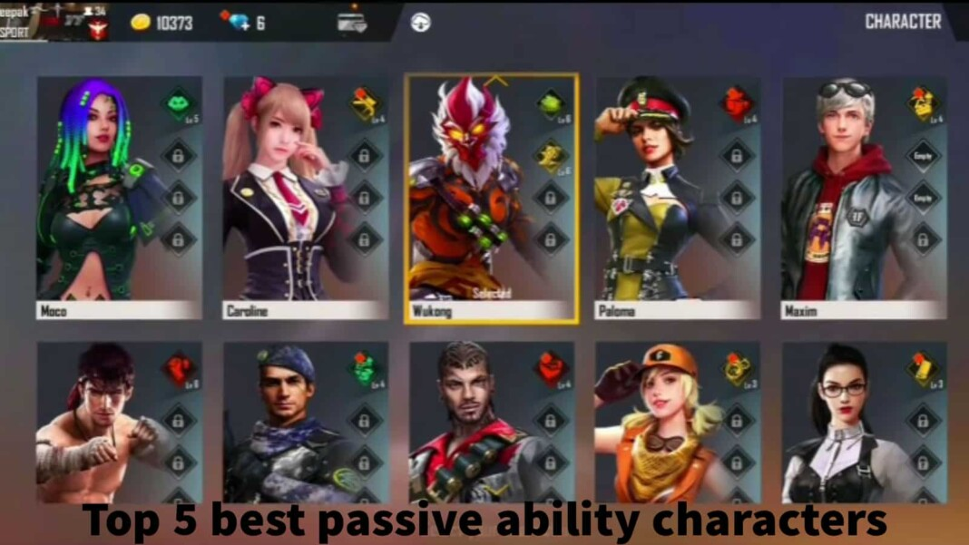 best characters