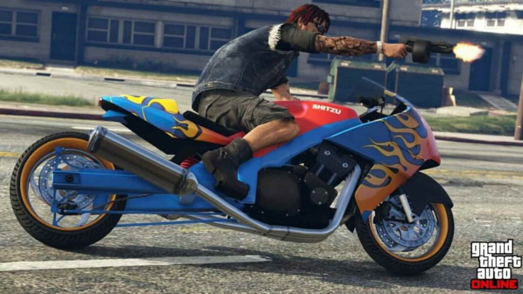 Top 5 Bikes in GTA Online with highest Top Speeds
