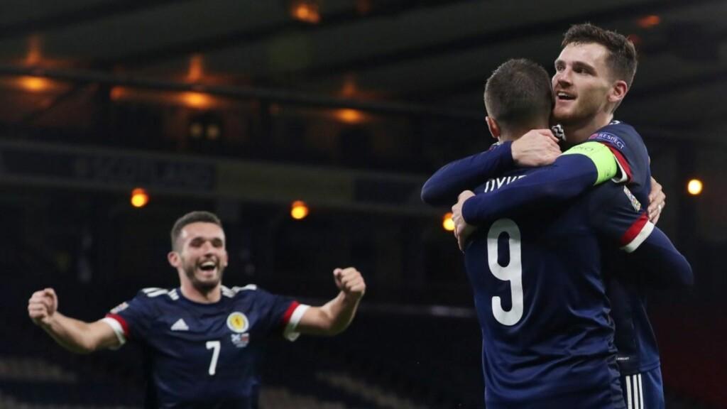 EURO 2020 Scotland Group D