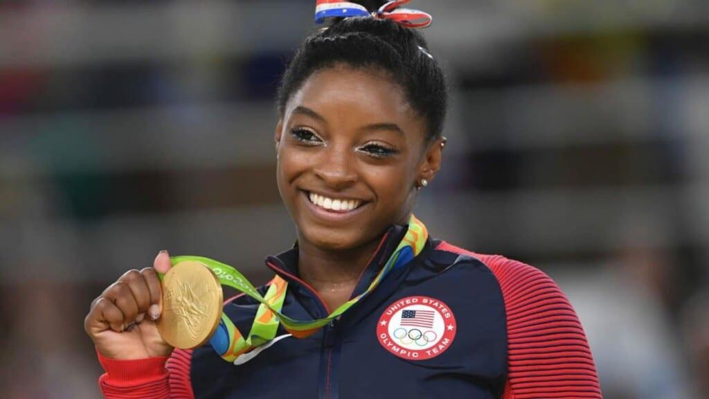 Simone Biles journey to Olympic Games