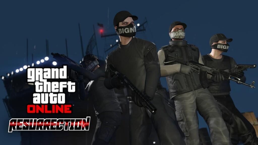 Top 5 Popular Adversary Modes in GTA Online