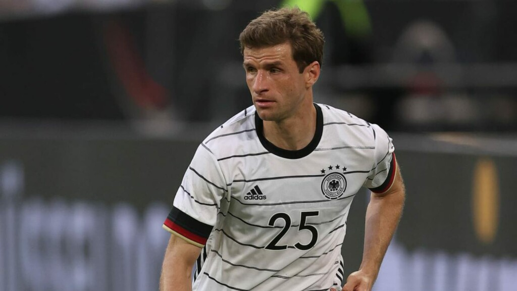 EURO 2020 GERMANY PREVIEW Thomas Muller