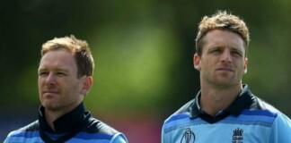 Eoin Morgan and Jos Buttler
