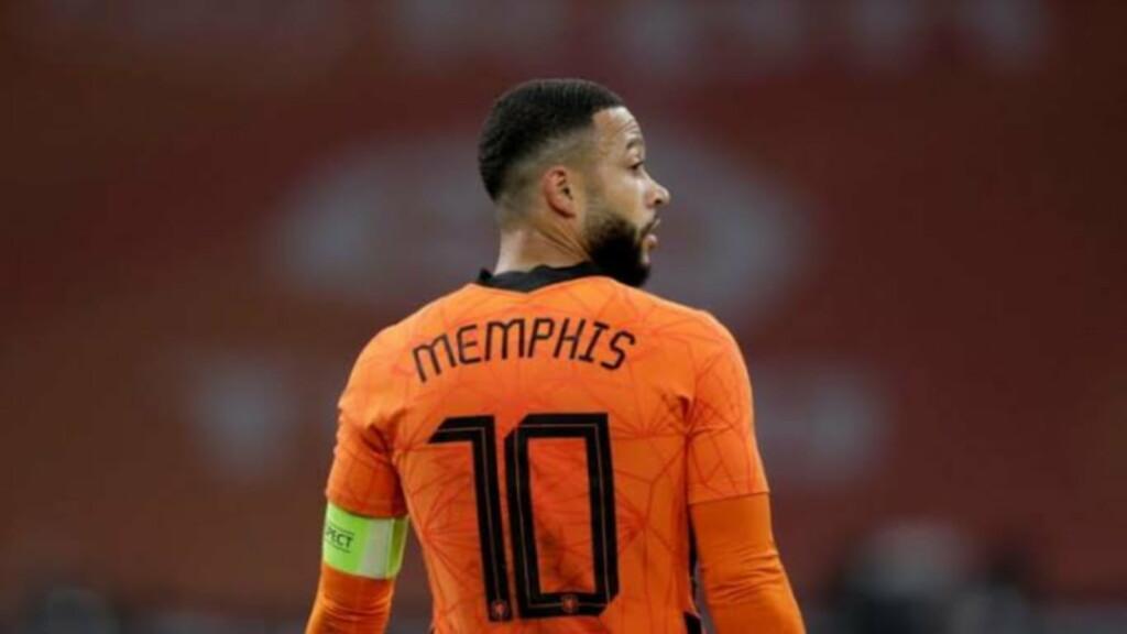 EURO 2020 Netherlands Preview Memphis Depay