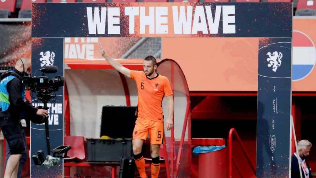 """EURO 2020 Netherlands Preview """"We the Wave"""" Netherlands"""