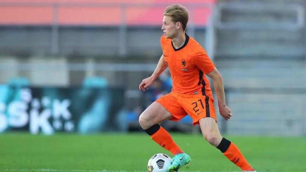 EURO 2020 Netherlands Preview Frenkie De Jong