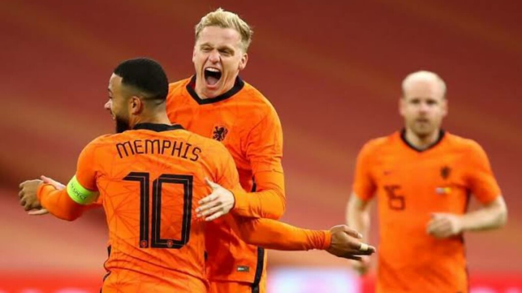 EURO 2020 Netherlands Preview