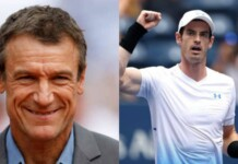 Mats Wilander, Andy Murray