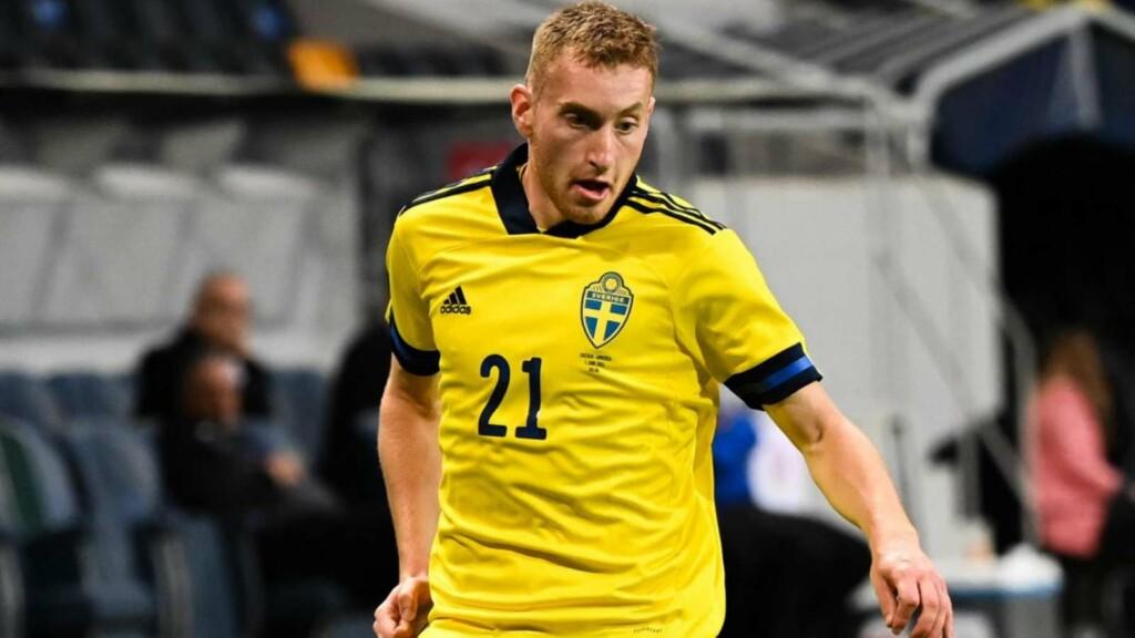Dejan Kulusevski-Key Player-Euro 2020 Sweden