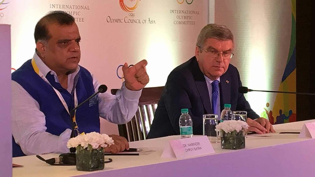 2036 Olympics Ahmedabad