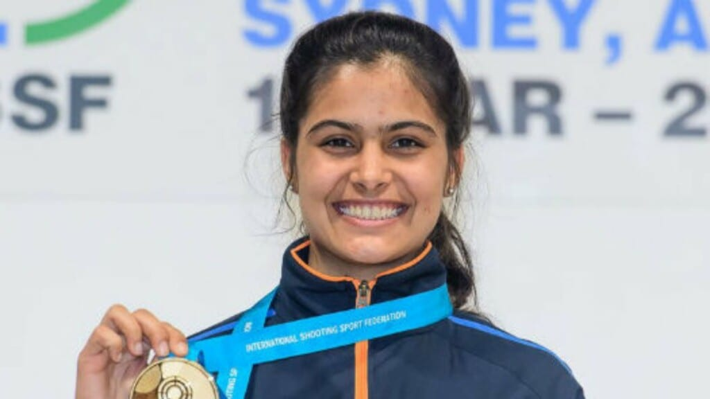 Medal Prospects for India at Tokyo Olympics - Manu Bhaker