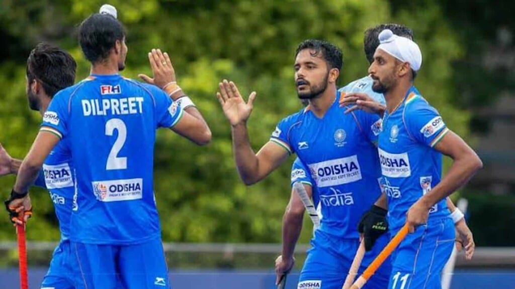 Medal Prospects for India at Tokyo Olympics - Men's Hockey Team