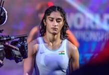 Medal Prospects for India at Tokyo Olympics - Vinesh Phogat