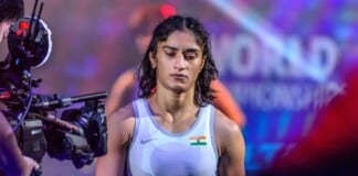 Vinesh Phogat, a top Medal Prospects for India at Tokyo Olympics - Vinesh Phogat