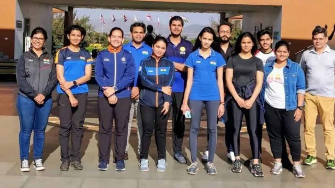 Medal Prospects for India at Tokyo Olympics - Indian Shooting Team