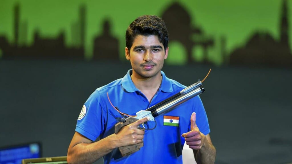 Medal Prospects for India at Tokyo Olympics - Saurabh Chaudhary