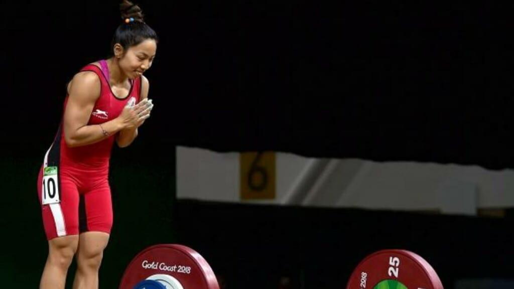 Medal Prospects for India at Tokyo Olympics - Mirabai Chanu