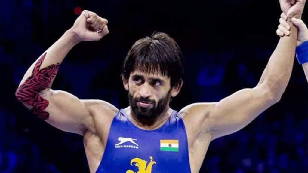 Medal Prospects for India at Tokyo Olympics - Bajrang Punia