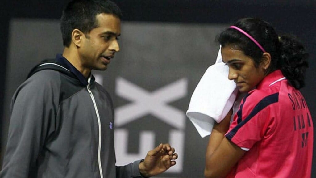 Indian badminton:  PV Sindhu vs Gopichand rift