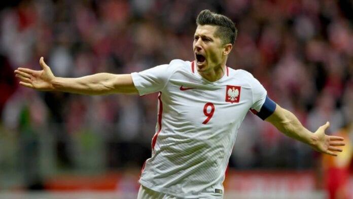 Robert Lewandowski - Poland Captain at Euro 2020