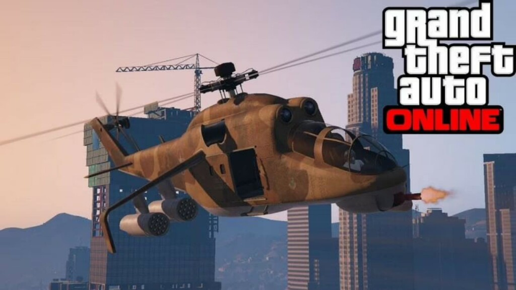 Hunter vs Savage helicopter in GTA Online, which is stronger