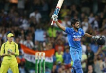 India vs Sri Lanka Manish Pandey