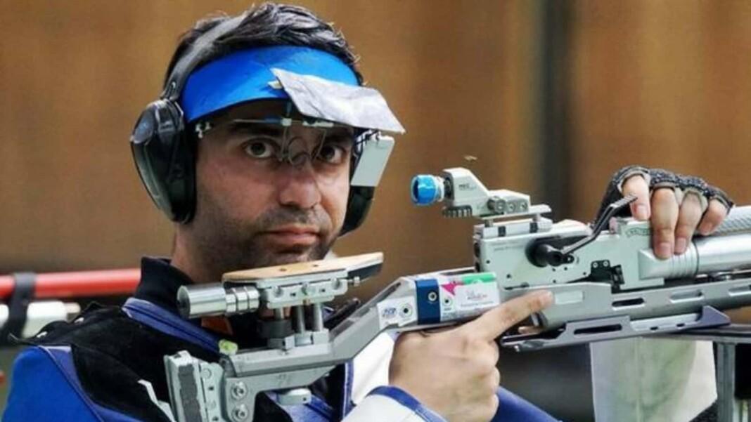 Abhinav Bindra - Finished 4th at Rio Olympics 2016