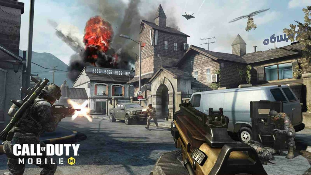 Call of Duty: Mobile  - Battle Royale Games on Mobile
