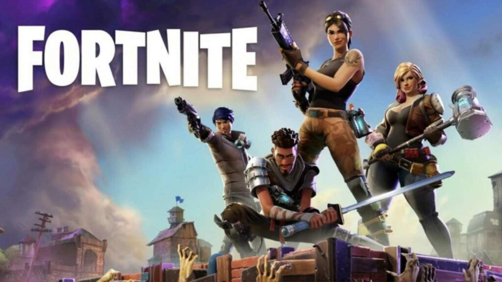 Fortnite Mobile - Battle Royale Games on Mobile