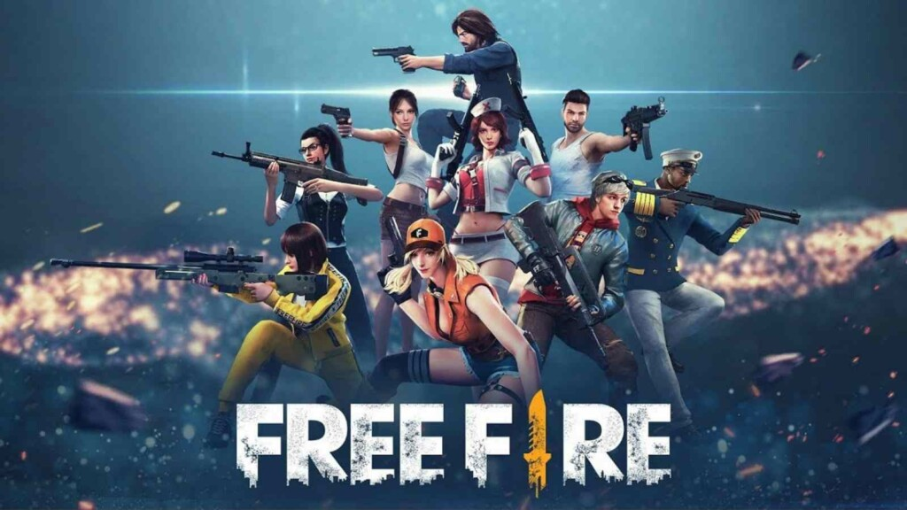 Garena Free Fire  - Battle Royale Games on Mobile