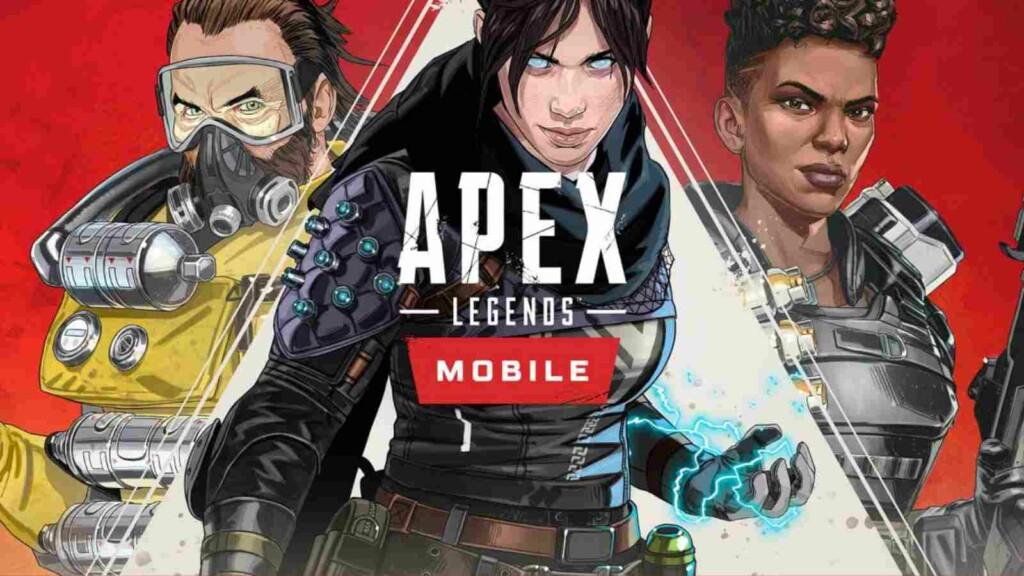 Apex Legends Mobile  - Battle Royale Games on Mobile