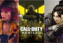 Battle Royale Games on Mobile