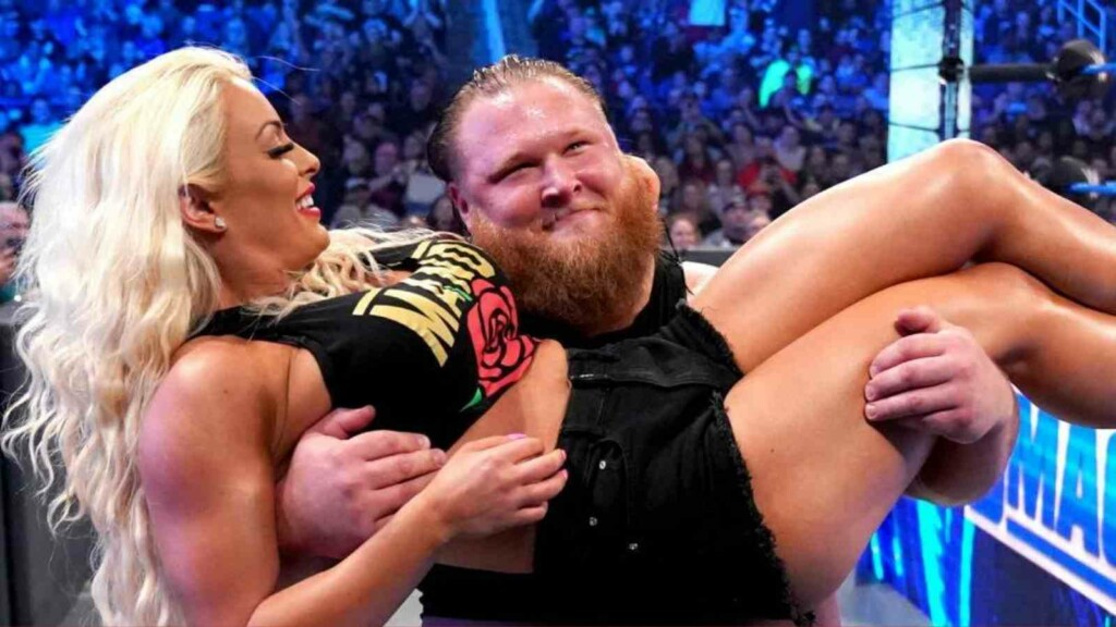 Otis new look not appreciated by his on-screen romance Mandy Rose