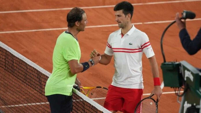 """Impossible achieved"""" Tennis World reacts to Novak Djokovic's historic win  against Rafael Nadal in a 'match for the ages' » FirstSportz"""
